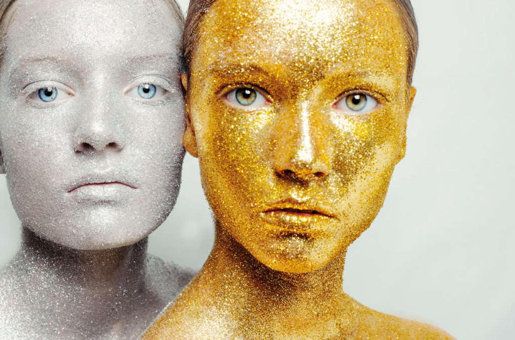 Glitter: are you looking for something that will get noticed?